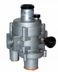 Комбинированные регуляторы давления газа FRG/2MB компактного исполнения и стандартного исполнения