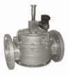Нормально открытые газовые клапаны Ручной взвод M16/RMО N.A. - M16/RM N.A.