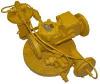 Регулятор давления газа РДГ -50, 80, 150