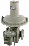 Регуляторы давления газа Серия RB 4000