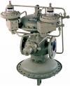 Регуляторы давления газа Серия RB 4600