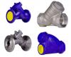 Фильтры - грязевики механические тип 821 и 821 с магнитным вкладышем фланцевые
