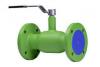 Краны шаровые стандартные для воды фланцевые тип AH30K стандартные стальные