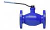 Краны шаровые стандартные для воды фланцевые тип WKC стальные