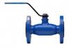 Краны шаровые полнопроходные для воды стальные тип WK-6b-а