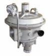 Регуляторы давления газа комбинированные с пилотом RG/2MB