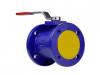 Краны шаровые полнопроходные для воды фланцевые тип 565A чугунные