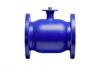 Краны шаровые полнопроходные для воды фланцевые тип WK-6а стальные