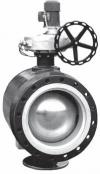 Краны шаровые полнопроходные для газа фланцевые тип WK-6a стальные