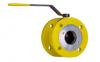 Краны шаровые полнопроходные для газа фланцевые тип АН30k/FP стальные