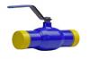 Краны шаровые полнопроходные для пара под сварку тип wkc стальные